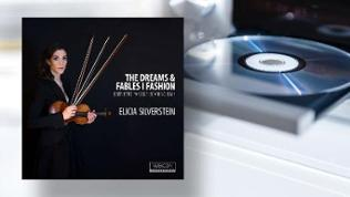 CD-Cover: Elicia Silverstein - The Dreams & Fables I Fashion