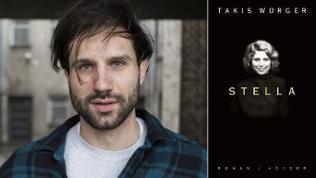 """Buchcover """"Stella"""" und Autorenfoto von Tkis Würger"""