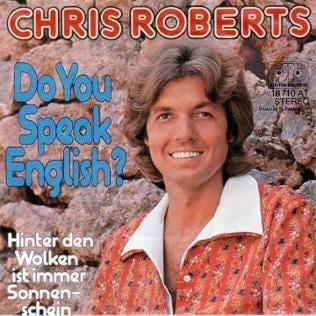Plattencover Chris Roberts