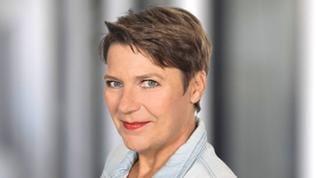 SWR1 Moderatorin Petra Zundel