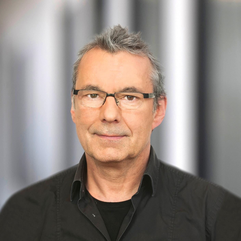 SWR1 Leute-Moderator Wolfgang Heim