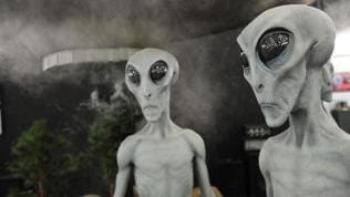 UFO Museum in Roswell (USA)