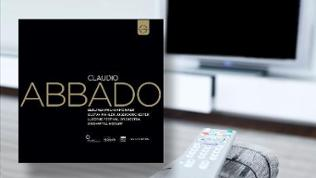 DVD-Box-Cover: Claudio Abbado Edition