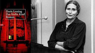 Doris Lessing: Das fünfte Kind Collage