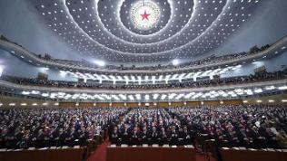 Chinesischer Volkskongress tagt wieder