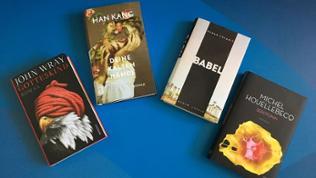 Bücher im Literarischen Quartett am 12.3.2019