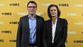 Gisela Mayer zu Gast bei SWR1 Leute mit Wolfgang Heim
