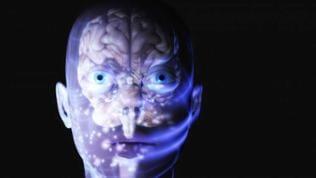 Entzündungen im Gehirn können Halluzinationen hervorrufen