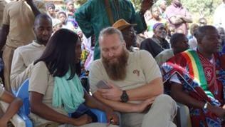 Die Africa Greentec-Eigentümer Aida und Torsten Schreiber haben bei ihren großen Plänen mit viel Widerstand zu kämpfen.