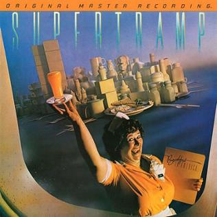 "Cover ""Breakfast in America"" von Supertramp"