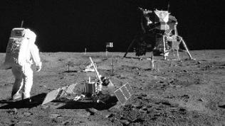 Apolli 11, Mondlandefähre Eagle