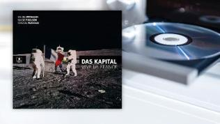 "CD-Cover der Gruppe Das Kapital ""Vive la France"""