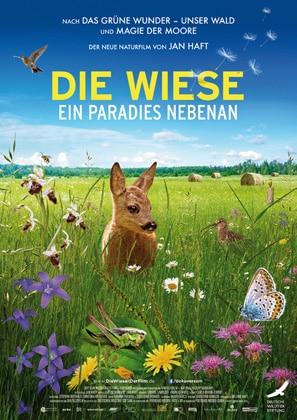 "Plakatmotiv ""Die Wiese - Ein Paradies nebenan"""