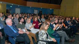 Publikum beim Medienforum 2019