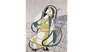 Pablo Picasso, Le Rocking-chair