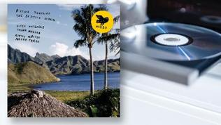 CD-Cover: Øyvind Torvund: The Exotica Album