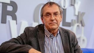 Der Kulturwissenschaftler Professor Thomas Macho