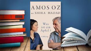 Cover des Buches Amos Oz mit Shira Haddad: Was ist ein Apfel?