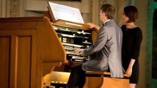 Olivier Latry, Organist