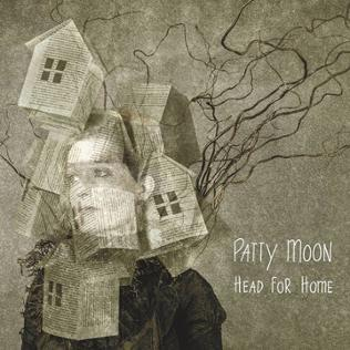CD-Cover: Patty Moon: Head for Home
