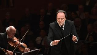 Chailly ist Chefdirigent des Lucerne Festival Orchestra