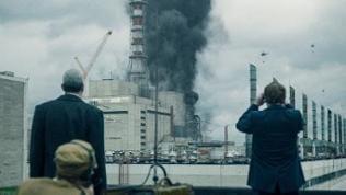 """Filmstill aus """"der TV-Serie Cheronbyl"""""""