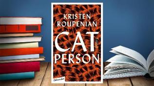Buchcover: Kristen Roupenian: Cat Person