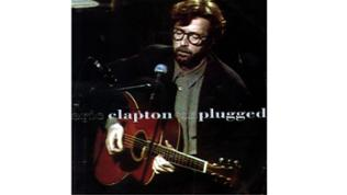 CD Cover Eric Clapton - Unplugged