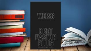 Buchcover: Bret Easton Ellis: Weiß