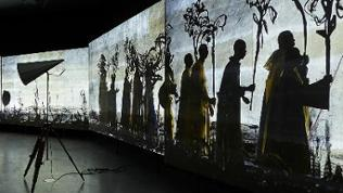 William Kentridge: More Sweetly Play the Dance, 2015