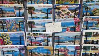 Postkarten Angebot im Urlaub