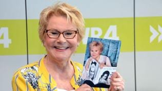 Peggy March mit CD-Cover