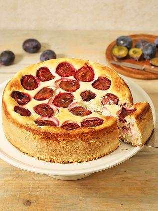 Quark-Grieß-Kuchen