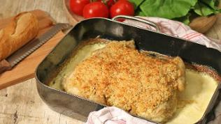 Sonntagshähnchen aus dem Ofen nach Paul Bocuse