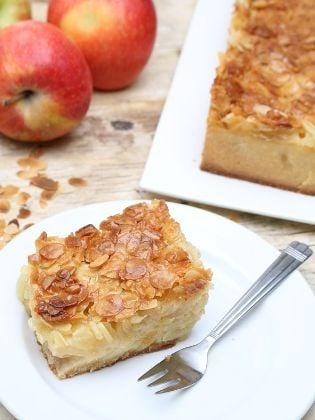 Florentiner-Apfelkuchen