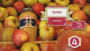 Apfelmus Seidel