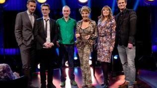 Florian Schroeder, Mathias Richling, Johann König, Sissi Perlinger, Katie Freudenschuss, Jens Neutag