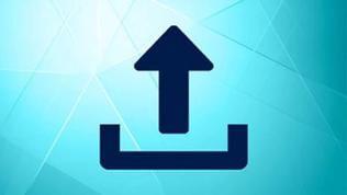 Symbol für Upload