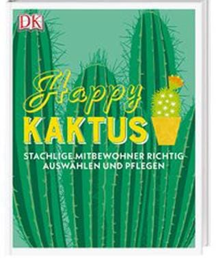 Buchcover: Happy Kaktus