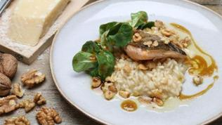 Nussrisotto