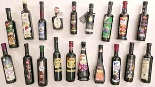 Balsamico-Flaschen