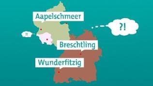 Dialekte im Südwesten