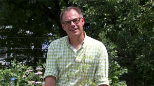 Biologe Markus Phlippen