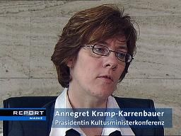 A. Kramp-Karrenbauer