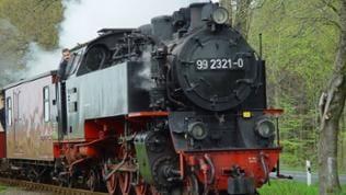 "Mecklenburger Bäderbahn ""Molli"""