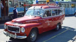 Pannenwagen für den Außendienst.