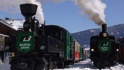 Murtalbahn-Dampfloks
