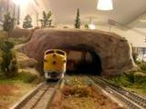 Modellbahnausstellung Buttenausen: Amerika auf der Schwäbischen Alb