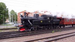 Dampflok SJ 1923