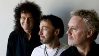 Queen & Paul Rodgers April 2008